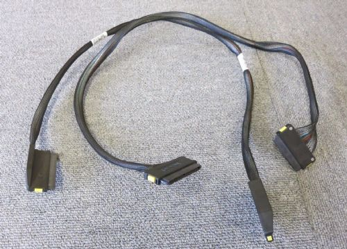 2 x HP 361316-006 389952-001 Proliant DL180 DL185 ML370  SATA / SAS Cable